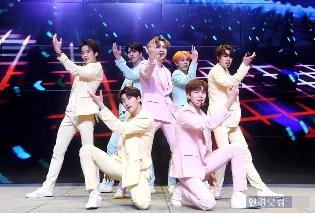 그룹 멋진녀석들 /사진=최혁 기자