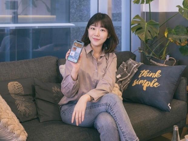 ▲포토위젯 송인선 공동 대표