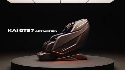 휴테크 카이(KAI) GTS7 아트모션 (사진제공 : 휴테크)