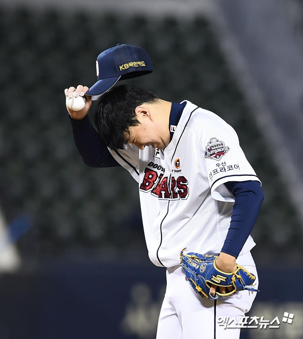 '이승민 QS+박해민 홈런' 삼성, 두산 꺾고 4연패 끝 시즌 첫 승 [잠실:스코어]