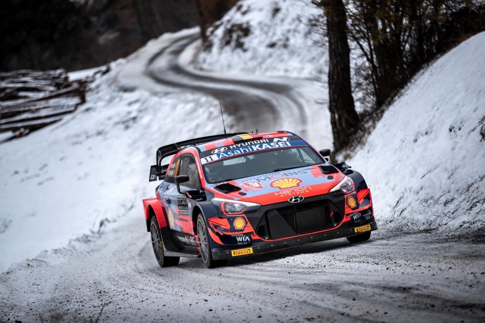 현대차, 새 규정 기반 '2022 WRC' 참가 발표