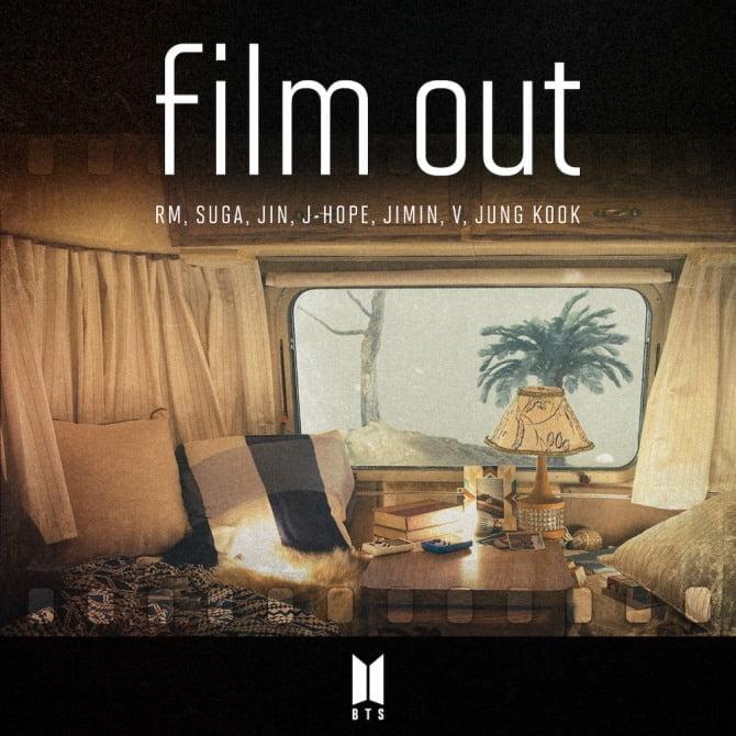 방탄소년단, 日 신곡 'Film out' 오리콘 데일리 디지털 싱글 랭킹 1위 탈환