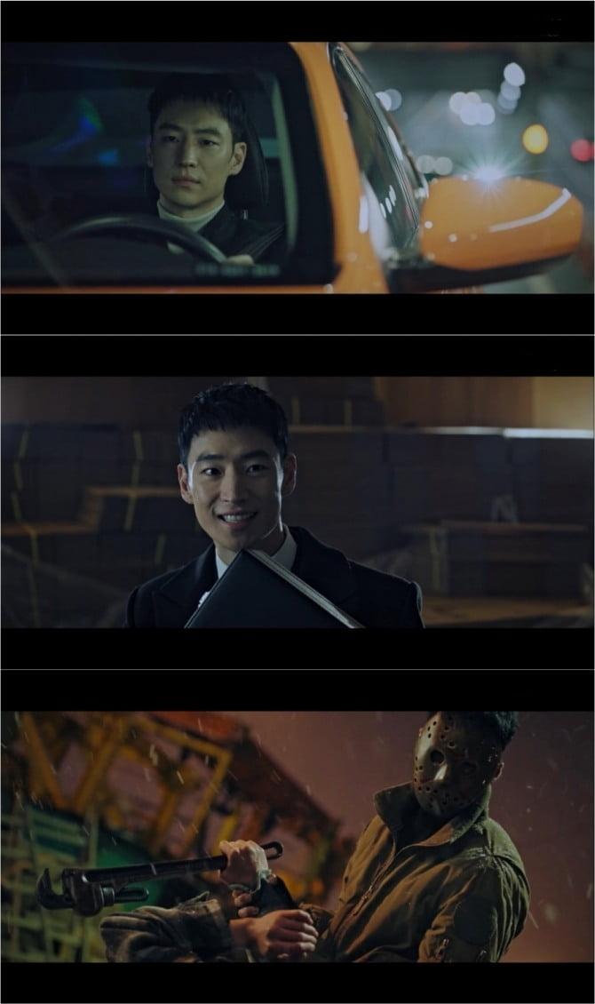 '모범택시' 이제훈, 따뜻 택시기사→잔망 거래꾼→분노이글 악당 사냥꾼