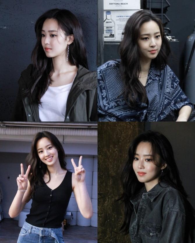 최예빈, '청순함+귀여움+카리스마' 다 되는 팔색조 면모