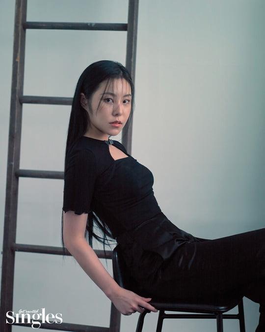 """마마무 휘인 """"앨범 'Redd', 나라는 사람을 의인화시킨 앨범"""" [화보]"""