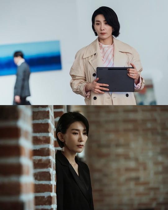 마인 김서형 (사진=tvN)