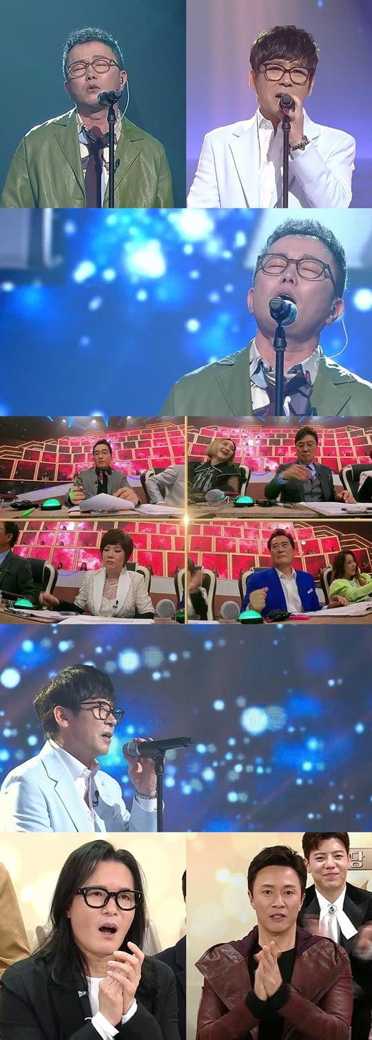 '보이스킹' 조장혁-조관우 (사진= MBN 제공)