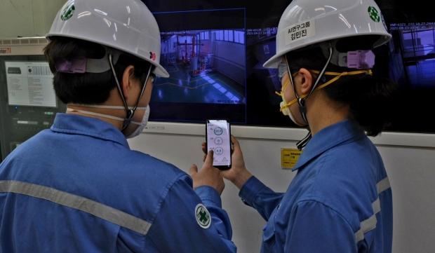 포스코, 세계 최초 '스마트 세이프티 볼' 개발로 밀폐공간 안전사고 예방