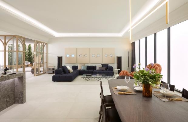 꿈꿔왔던 라이프스타일을 경험하는 '드림하우스 갤러리' 공개 e편한세상 '모두가 꿈꾸는 집'