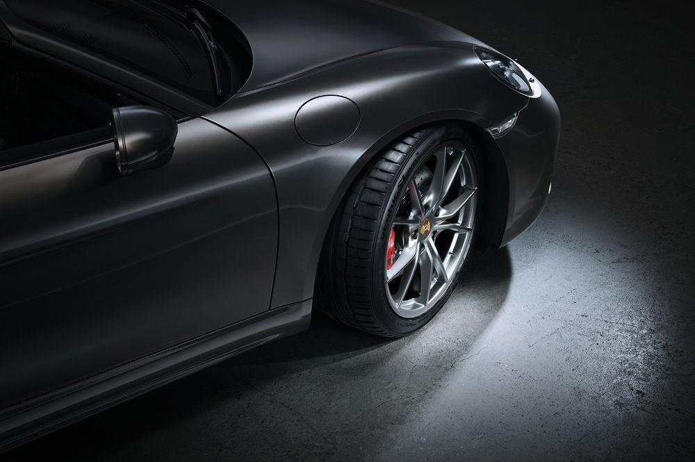 한국타이어, 포르쉐 718 박스터에 신차용 타이어 공급