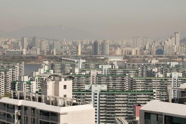 서울 시내 아파트 전경. /사진=게티이미지뱅크
