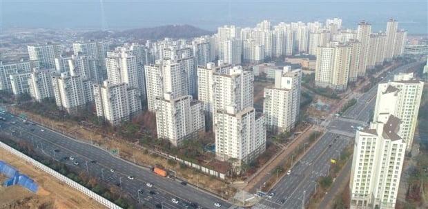 김포시 아파트 전경. /연합뉴스