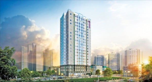 이천 하이앤드 천년가, 복층 구조…이천터미널 인근