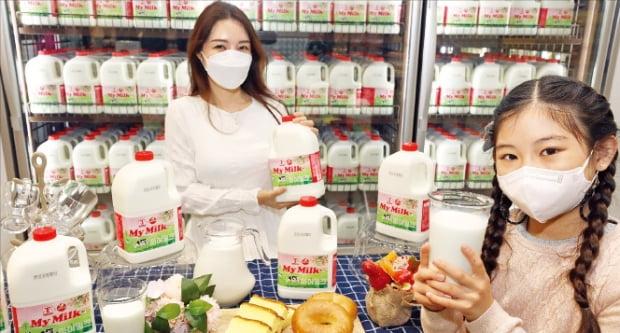 이마트 트레이더스·서울우유 손잡고 PB 제품 출시