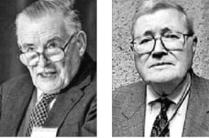 제임스 뷰캐넌(1919~2013)  / 고든 털럭(1922~2014)   공공선택론을 발전시키며 작은 정부, 재정적자 축소, 규제완화 등을 주장했다.