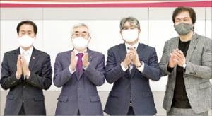 SK그룹 소속사 릴레이 '헌혈 캠페인'
