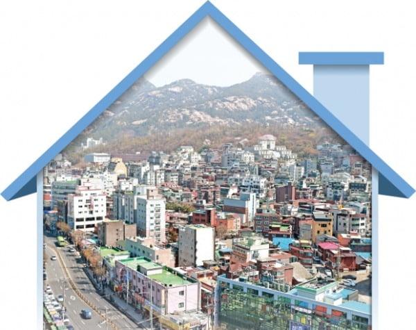 역세권 개발 후보지인 서울 은평구 불광동 연신내 인근 모습. 이 지역엔 불광동 내 저층주거사업지 등도 포함돼 있다. 연합뉴스