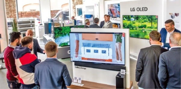 LG 전자, 가전 제품 입증… LG 전자, 매출 및 영업 이익 신기록