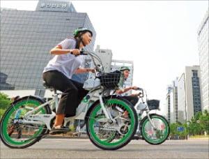 '자전거 운전능력' 따면…따릉이 요금 깎아줘요