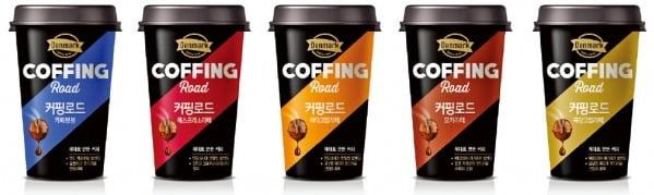 동원F&B 덴마크 커핑로드, 부드럽고 진한 프리미엄 대용량 커피