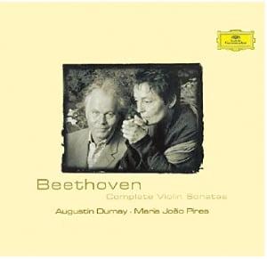 서로를 채워주는 두 大家…뒤메이·피르스의 베토벤 바이올린 소나타