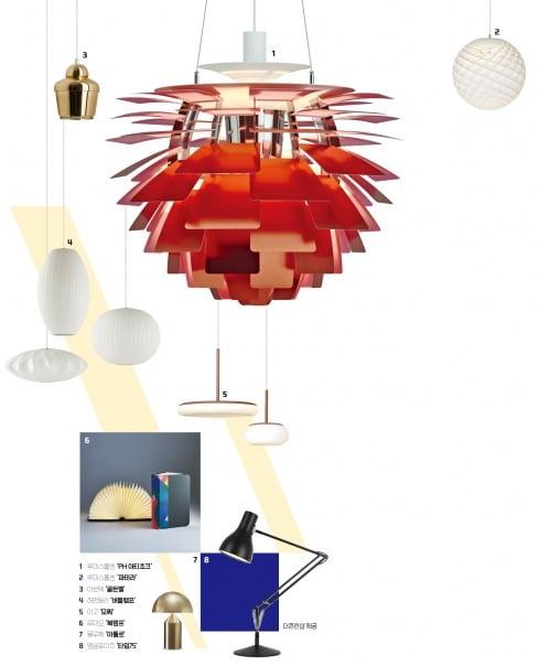 빛의 형태까지 빚어낸 예술품…시대를 앞서간 조명 브랜드들