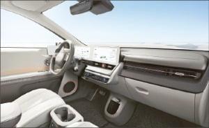 현대자동차, 1회 충전에 429㎞ 달린다…아이오닉5 출격