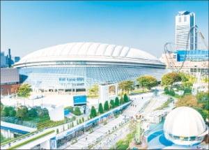 日 야구단 절반이 '돔구장 주인'인데…한국은 정부·지자체만 가능