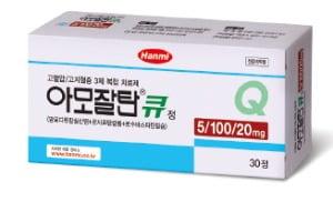 한미약품, 고혈압·고지혈증 복합제 러시아 수출