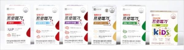 종근당건강, 혈중 중성지질 개선…작은 캡슐로 편하게 섭취