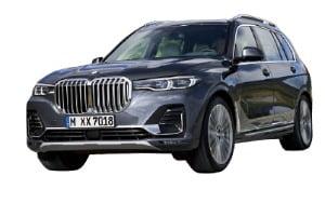 ① BMW 뉴X7