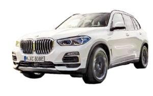 ② BMW 뉴 X5 xDrive45e