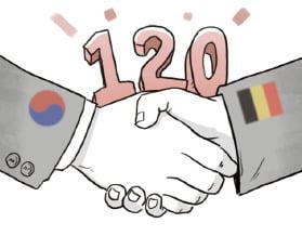 [천자 칼럼] 수교 120년 벨기에