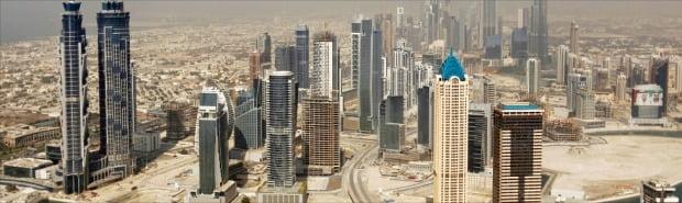 두바이 전경  한경DB