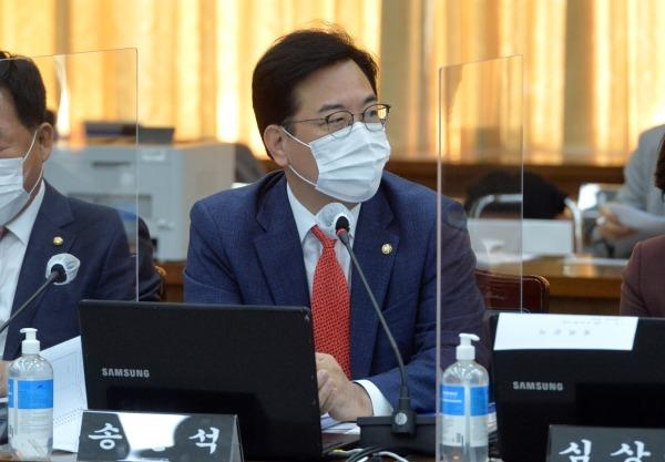국민의힘 송언석 의원/사진=사진공동취재단