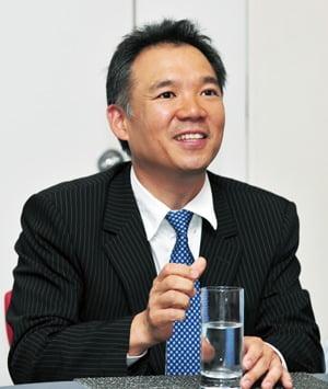 김정주 NXC(넥슨지주회사) 대표. 사진=강은구기자 egkang@hankyung.com