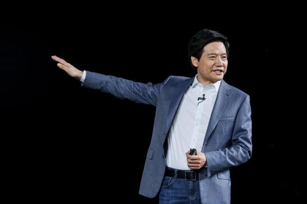 """레이쥔 샤오미 CEO """"전기차 사업, 인생의 마지막 기업가적 프로젝트"""""""