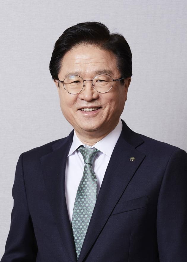 (사진) 조욱제 유한양행 사장. /유한양행 제공