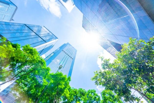 ESG 투자 테마로 부상한 '그린 빌딩'…전력 소모 적고 수익성도 높아[글로벌 ESG 동향]