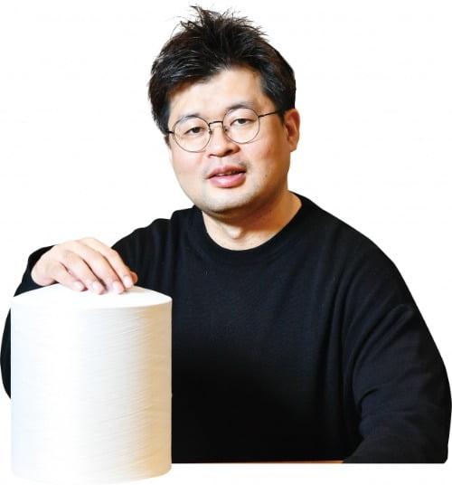 박용준 효성티앤씨 스마트섬유팀 팀장  /서범세 기자