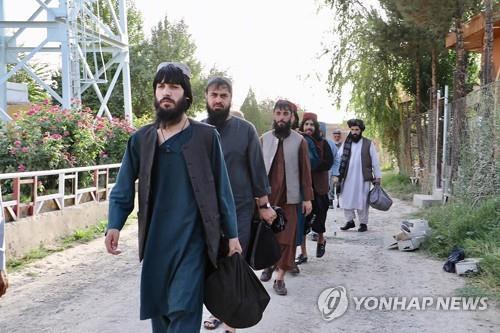 [일지] 아프간 전쟁 발발부터 미군 철수 발표까지