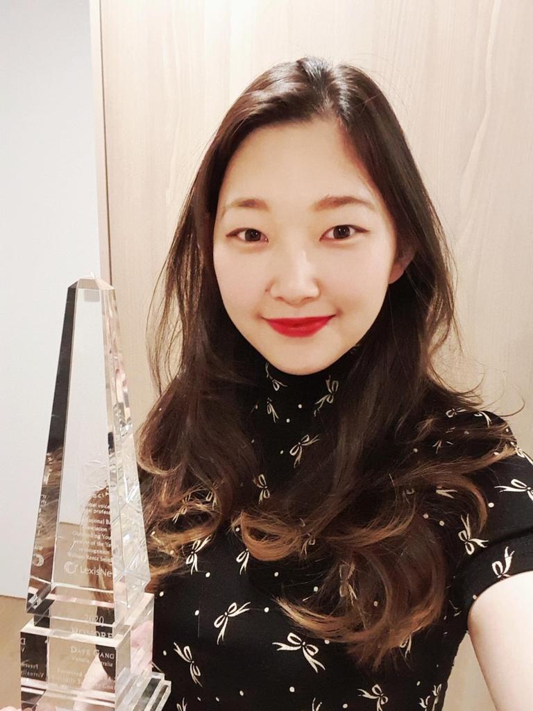 """호주동포 강다예 변호사 """"北 인권 향상에 기여하고 싶다"""""""