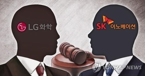 """미국 ITC """"SK이노, LG 배터리 특허 침해 안해""""…SK 손들어줘(종합)"""