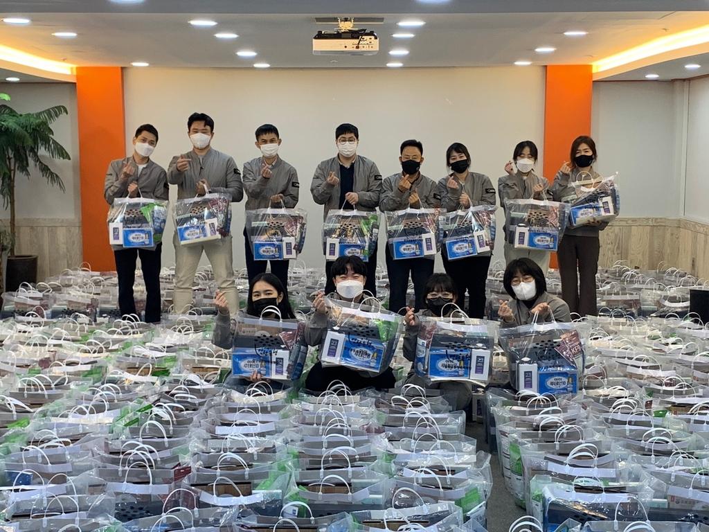밥상공동체 창립 23주년 행사 취소…'오만가지 행복 나눔' 진행