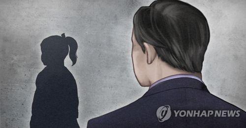 '미성년자 의붓딸 7년 성폭행' 40대 1심 징역 17년