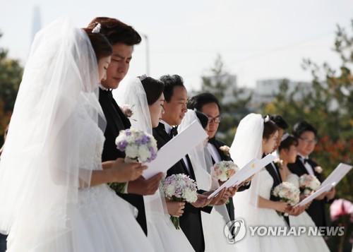 국제결혼 중개 이용자 학력·소득 수준 높아져