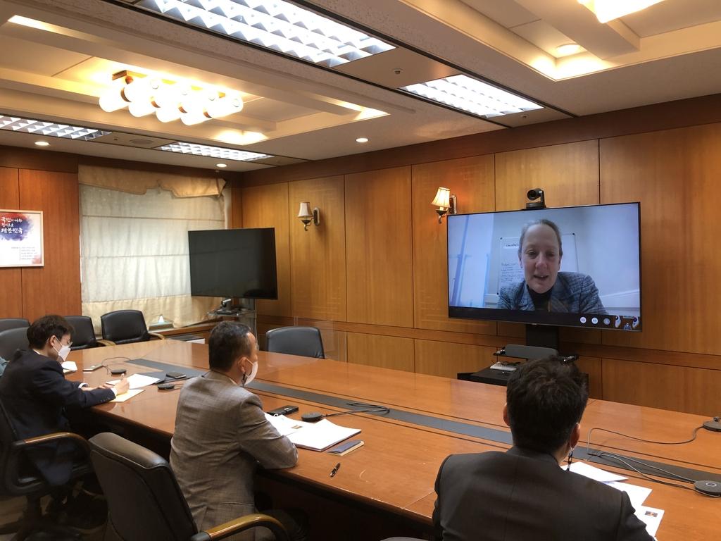 외교부, NPT 발효 50주년 회의 대비 영국·EU와 화상협의