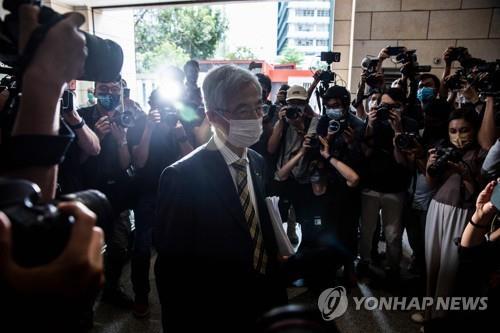 홍콩 야권 저명 활동가 7명에 유죄판결…서방 외교관들 방청(종합)
