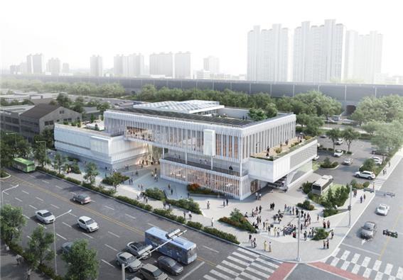 대구혁신도시 내 복합혁신센터 착공…정주여건 개선