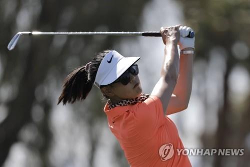미셸 위, LPGA 복귀 두 번째 대회에서 '재기' 신호탄